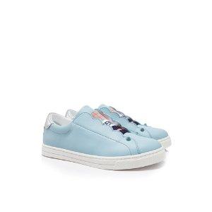 Fendi Leather Sneakers