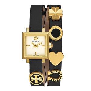 Tory Burch 双圈手表