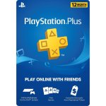 1 Year PlayStation Plus Membership [Digital Code]