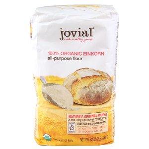 Jovial 100% Organic Einkorn All-Purpose Flour -- 2 lbs