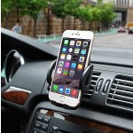Mpow Air Vent Car Phone Mount, Adjustable Dashboard Phone Holder, for iPhone 7/6s/6 Plus and Android Smartphones