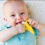 销量冠军!Baby Banana 香蕉宝宝婴儿牙刷牙胶