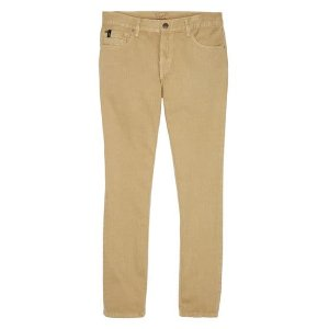 SLIM FIT COLORED DENIM