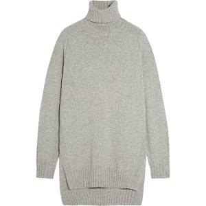 Fergus oversized wool-blend turtleneck sweater