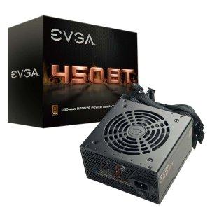 $11.99 (原价$44.99)EVGA 450 BT 80+ 铜牌 450W 电源