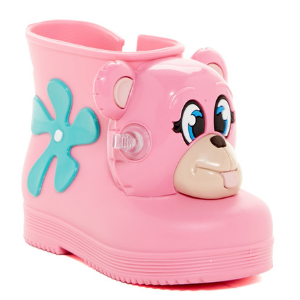 Mini Melissa | Mini Melissa X Jeremy Scott Monkey Water Resistant Boot (Toddler) | Nordstrom Rack