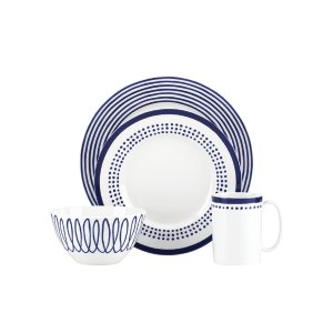 Charlotte Street East Porcelain Place Setting (4 PC) by kate spade new york at Gilt