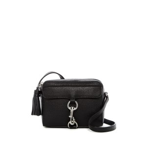 Rebecca Minkoff Mab Leather Camera Bag