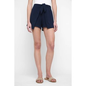 Abbeline Wrap Front Shorts | South Moon Under