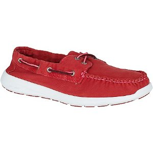 Paul Sperry Sojourn Canvas Boat Shoe