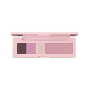 play date collection- eye & cheek palette pink sundae - shu uemura