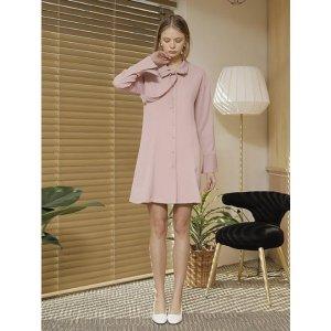 YUPPE string dress_pink