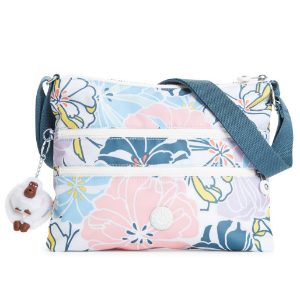 Alvar Printed Crossbody Bag - Hello Spring | Kipling