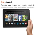 Amazon Certified Refurbished Fire HDX 8.9