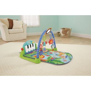 Fisher Price Discover 'n Grow Kick & Play Piano Muscial Baby Gym | BMH49  | eBay