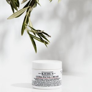 Last Day! 15% Off + a Limited Edition packetteUltra Facial Collection @ Kiehl's
