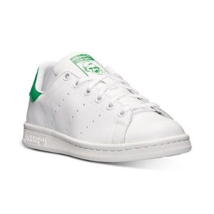 adidas Boys' Stan Smith Casual Sneakers from Finish Line - Finish Line Athletic Shoes - Kids & Baby - Macy's