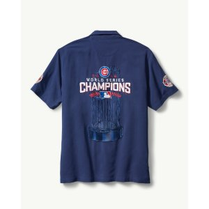 MLB® Chicago Cubs 2016 World Series™ Champions Camp Shirt