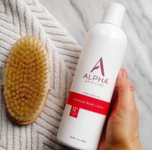$14.5Alpha Skin Care Renewal Body Lotion with 12% Glycolic AHA, 12 Ounce