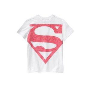 Superman Tee at Crazy 8