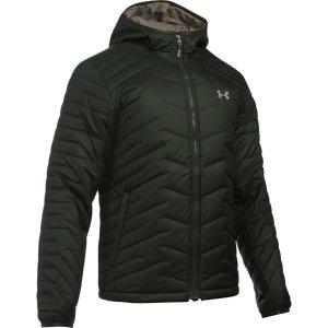 UA男士保暖外套