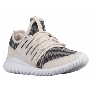 adidas Originals Tubular Radial - Boys' Grade School - Running - Shoes - Clear Brown/Light Brown/Black