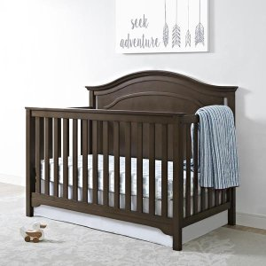 Eddie Bauer Hayworth 4-1 Convertible Crib - Free Shipping Today - Overstock.com - 20154863
