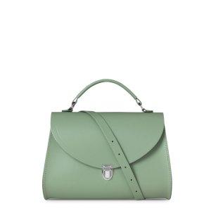 Gooseberry Green Poppy Bag | The Cambridge Satchel Company