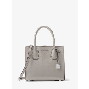 Mercer Leather Crossbody | Michael Kors
