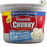 Campbell's Chunky Soup, New England Clam Chowder