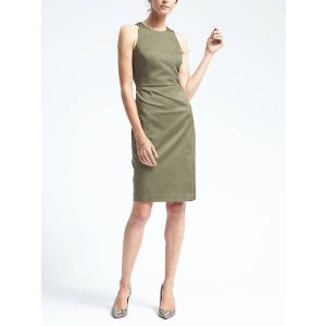Sateen Sheath | Banana Republic