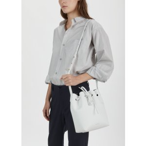 Calf Mini Bucket Bag by Mansur Gavriel