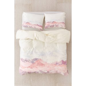 Iveta Abolina For Deny Pastel Mountains III Duvet Cover | Urban Outfitters