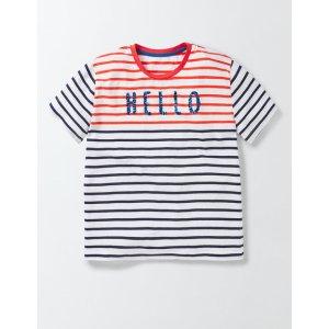 Nadia T-Shirt 91451 Tops & T-Shirts at Boden