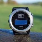 Garmin fenix 3 Multisport Training GPS Watch with HR Monitor