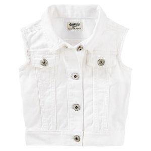 Denim Vest | Carters.com