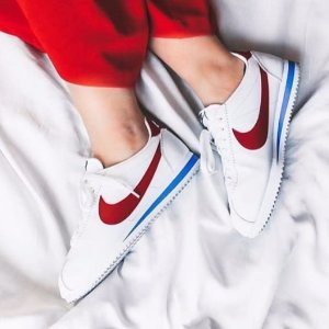 Nike Cortez Classic White Men's Shoes Sale