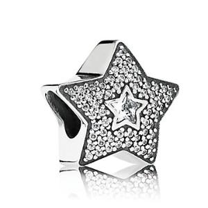 Rue La La — PANDORA Silver Star Charm