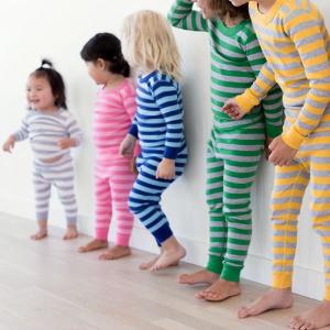 $25All Kids Organics Pajamas Sale @ Hanna Andersson