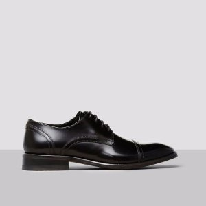All-Gathered Leather Oxford | Kenneth Cole