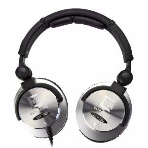 Ultrasone S-Logic Closed-Back Stereo Headphones