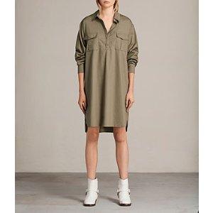 Lamont Shirt Dress