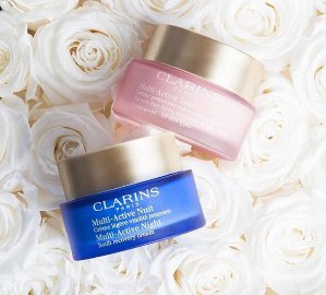 10% Off + Free Giftswith Clarins Purchase @ Bon-Ton