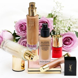 20% OffWith $50 Foundation Purchase @ YSL Beauty