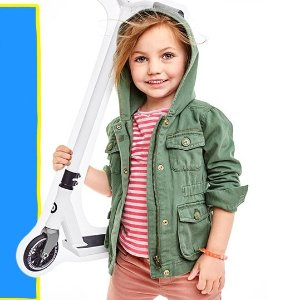 Extra 25% Off40-50% Everything @ OshKosh BGosh