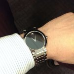MOVADO 0606191 MEN'S STIRI WATCH