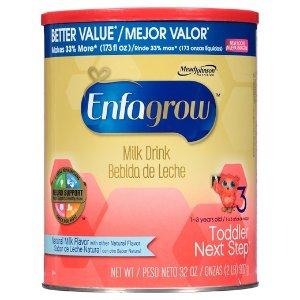 Enfagrow Toddler Next Step Formula Powder - 32oz : Target