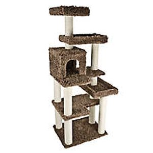 Whisker City® Deluxe Playground Cat Tree | cat Furniture & Towers | PetSmart