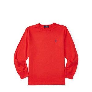 Cotton Jersey Long-Sleeve Tee - Tees � Tees & Sweatshirts - RalphLauren.com