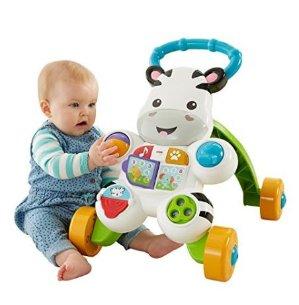 史低价!Fisher-Price费雪小斑马造型婴儿推车